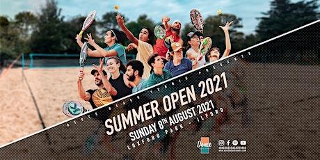 DEUCE SUMMER OPEN 2021 tickets