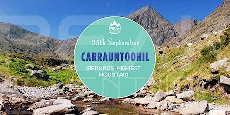 Carrauntoohil Irelands Highest Mountain tickets