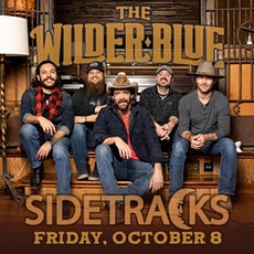The wilder Blue at Sidetracks Music Hall tickets