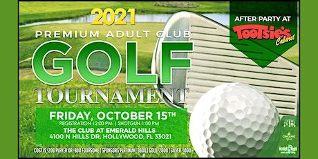 South Florida's Premier Golf Tournament tickets