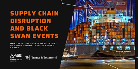 Supply Chain Disruption and Black Swan Events tickets