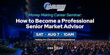 Super Saturday Money Making Career Seminar tickets