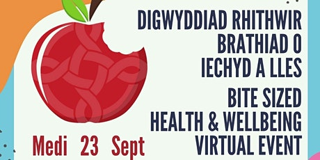 Brathiad o Iechyd a Lles  BIPBC -  BCUHB Bite Sized Health and Wellbeing tickets