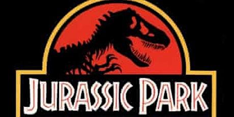 """""""Jurassic Park"""" (1993) 8:35 Single Feature @PridesCornerDriveInTheatre tickets"""