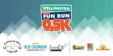 Wellington Fun Run 0.5K - 2021 tickets