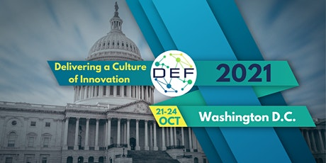 DEF2021: Delivering a Culture of Innovation tickets