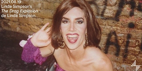 """Linda Simpson's """"The Drag Explosion"""" tickets"""