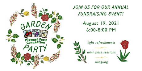 Garden Party and Annual Fundraising Event tickets
