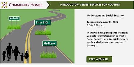 Understanding Social Security 9/21/21 tickets