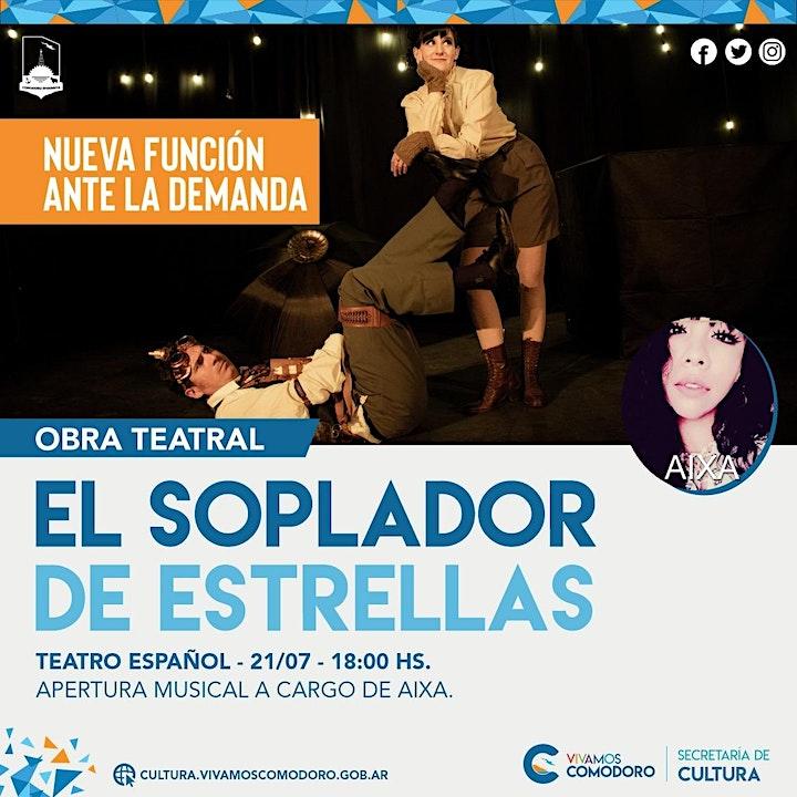 Imagen de Teatro infantil - El soplador de estrellas 2° FUNCIÓN