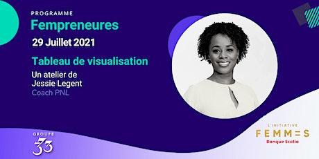 Atelier: Tableau de visualisation tickets
