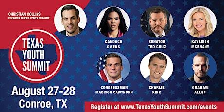 2021 TX Youth Summit tickets