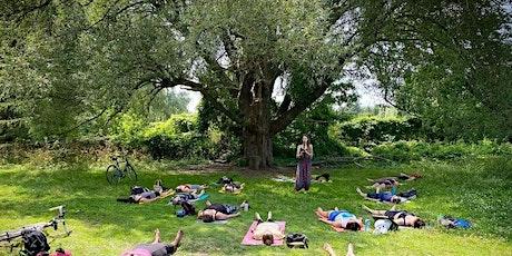 Yoga au Repaire de Biquette billets