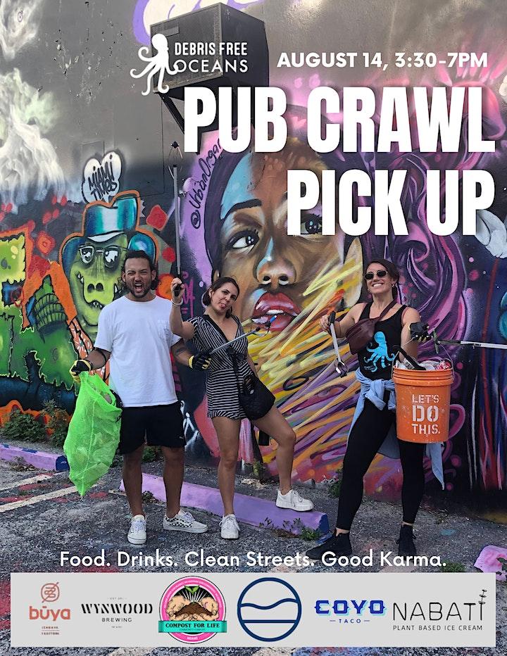 Pub Crawl Pick Up image