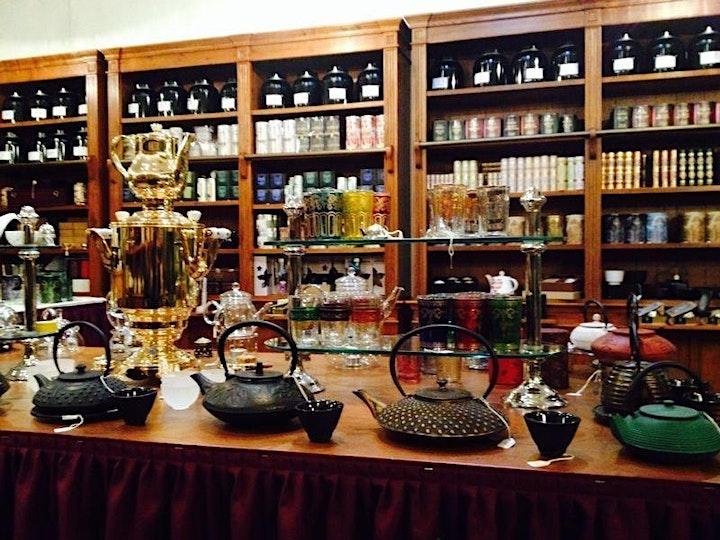South Asian Heritage Tea Tasting image