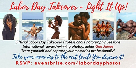 Labor Day Takeover - Professional Photography entradas
