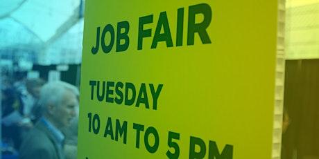 Job Fair for Optics and Photonics tickets