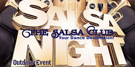 LATIN SALSA NIGHT PATIO PARTY IN TORONTO (Reservations Only) tickets