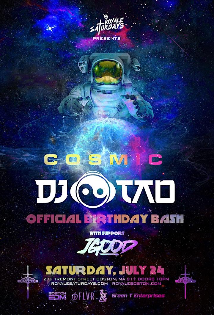 Cosmic   Royale Saturdays   7.24.21   10:00 PM   21+ image