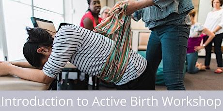 Introduction to Active Birth Brisbane December 2021 tickets