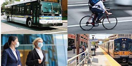 Sustainable Transportation Webinar with BINGO Tickets