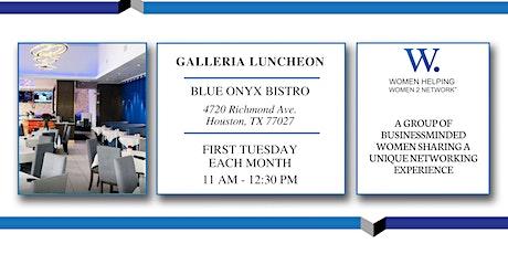 WHW2N - Galleria Luncheon tickets