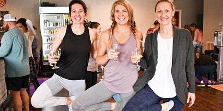 Mimosa Yoga | LazyCreek Taphouse tickets