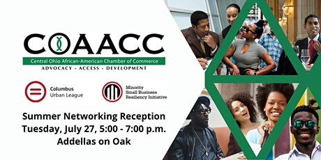 COAACC Summer Networking Event tickets