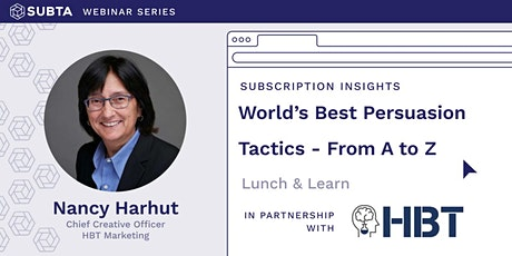 World's Best Persuasion Tactics - From A to Z tickets