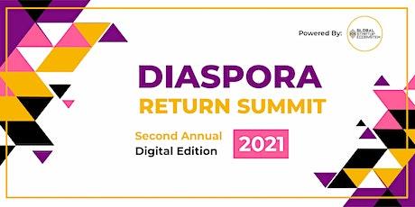 Diaspora Return Summit 2021 tickets
