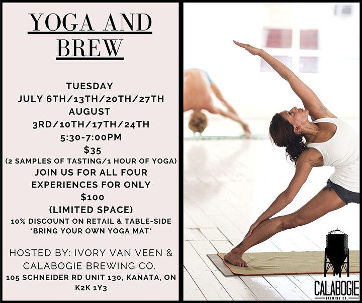Yoga/Brew image