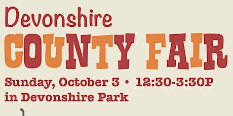 Devonshire County Fair tickets