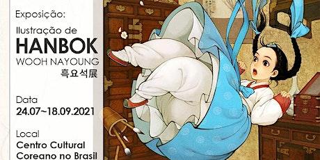 Exposição: Ilustração de Hanbok - Wooh Nayoung ingressos