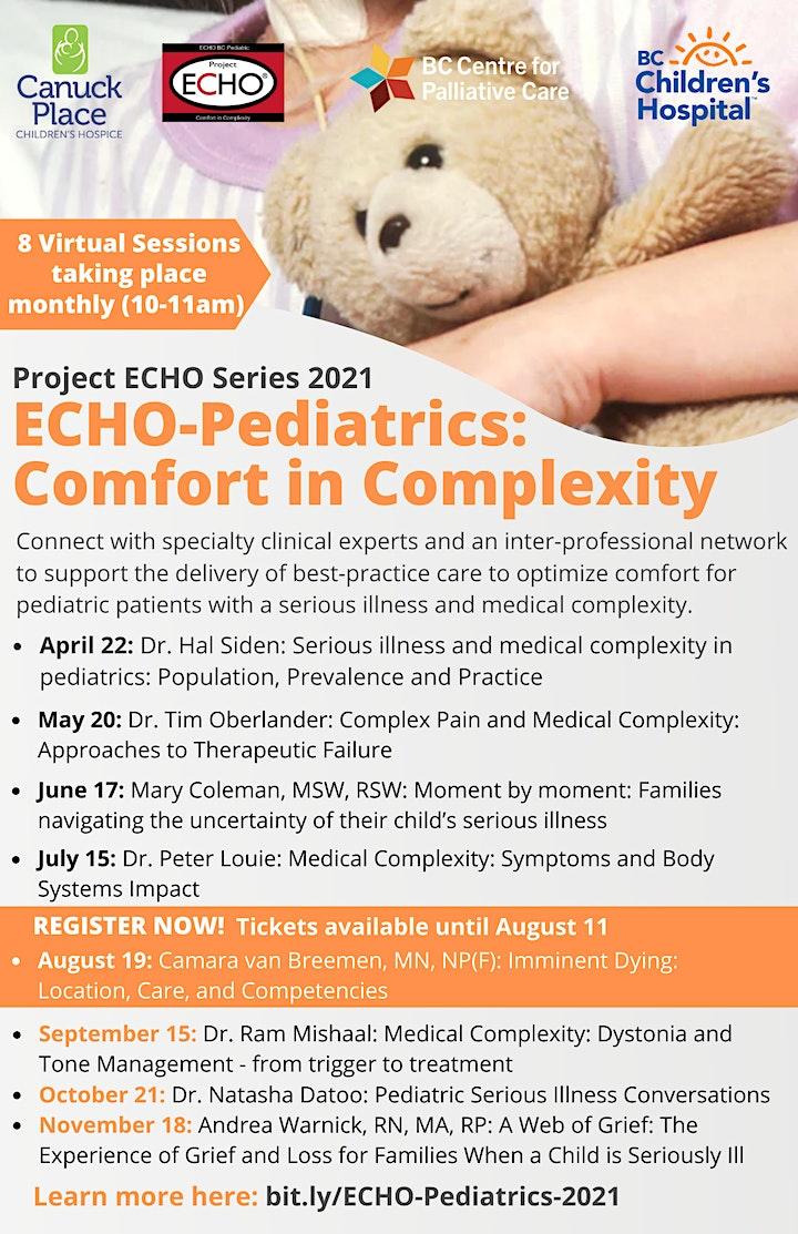 ECHO-Pediatrics: Comfort in Complexity image