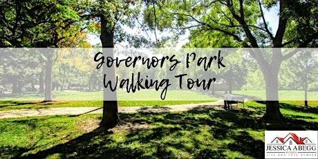 Governors Park Denver Walking Tour tickets