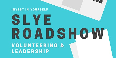 Online Roadshow: VLO - Volunteering and Leadership Opportunities tickets