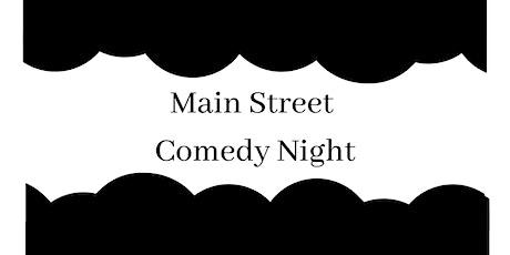 Main Street Comedy Crawl tickets