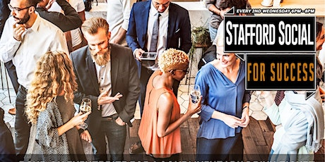 Stafford Social For Success tickets