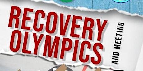 Alumni Recovery Olympics! tickets