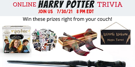 Harry Potter Online Trivia tickets