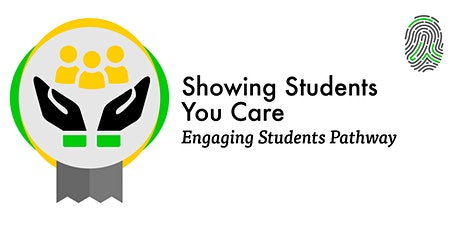 Showing Students You Care  (Webinar) tickets