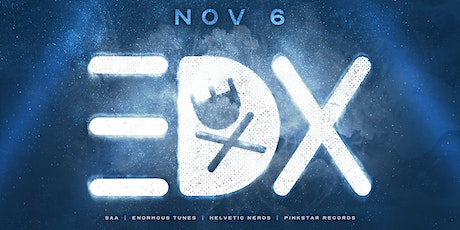 EDX @ The Gold Room Chicago tickets