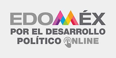 """ODS-5 y 16: """"El Combate a la Violencia de Género Institucionalizada"""" bilhetes"""