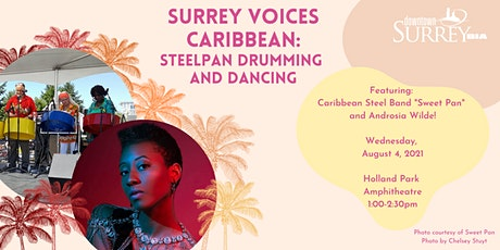 Surrey Voices: Caribbean Art, Dancing, and Music tickets