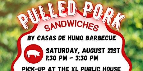 Pulled Pork Sandwich Fundraiser tickets