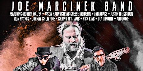 Joe Marcinek Band featuring Robert Walter Friday Sept 17th at the HVAC Pub tickets