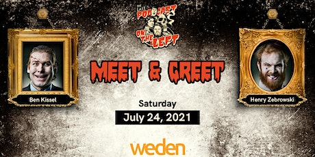 The Last Podcast on the Left Meet and Greet tickets