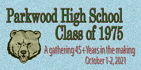 Parkwood HS 75 45+1.5 Year Gathering tickets
