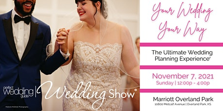 PWG Wedding Show | November 7, 2021 | Marriott Overland Park tickets
