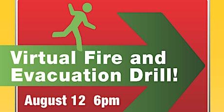 Virtual Evacuation Drill Topanga Canyon/Sunset Mesa tickets